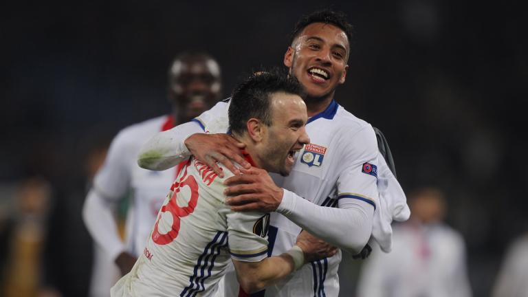 <b>Lyon vs. Besiktas</b><p>Foto: Getty Images</p>