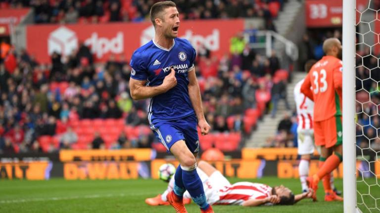 Gary Cahill (Chelsea) / Foto: Getty Images