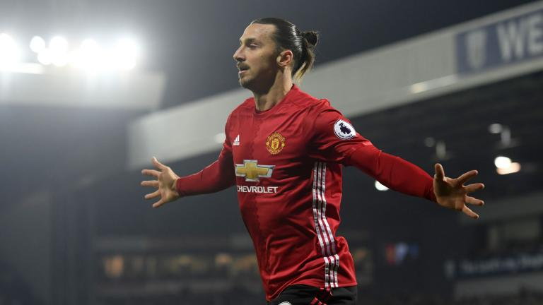 Zlatan Ibrahimovic | Manchester United | 35 años<p>Getty</p>