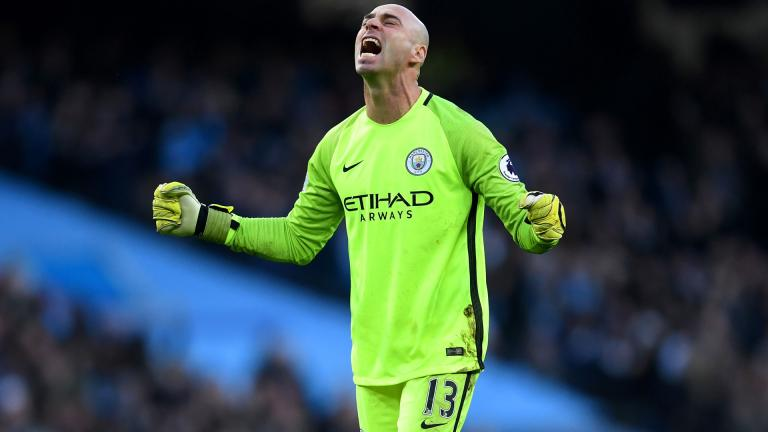 Willy Caballero | Manchester City | 35 años<p>Getty</p>