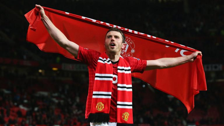 Michael Carrick | Manchester United | 35 años<p>Getty</p>