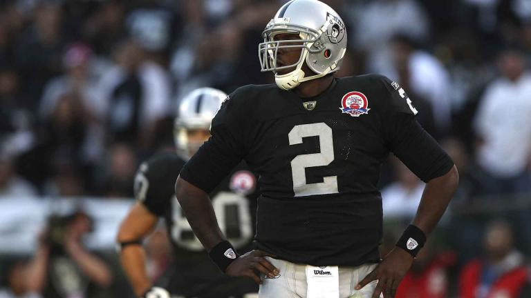 <b>10.- JaMarcus Russell/Oakland Raiders</b><p>LSU</p><p>GettyImages</p>