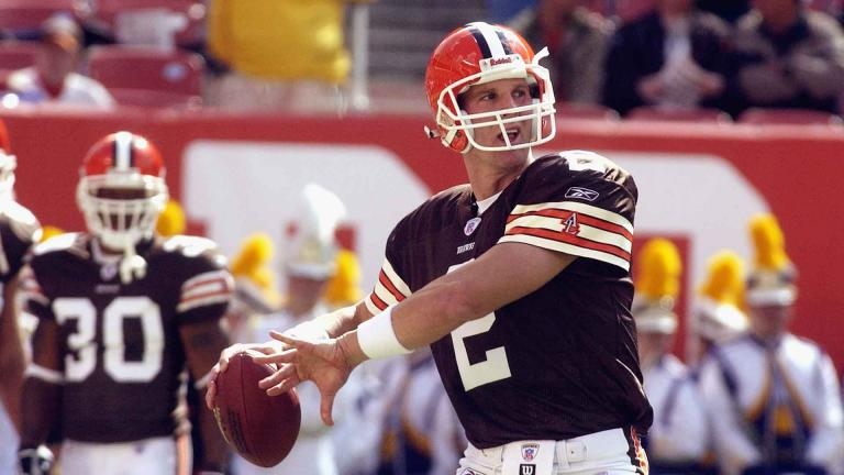 <b>18.- Tim Couch/Cleveland Browns</b><p>Kentucky</p><p>GettyImages</p>
