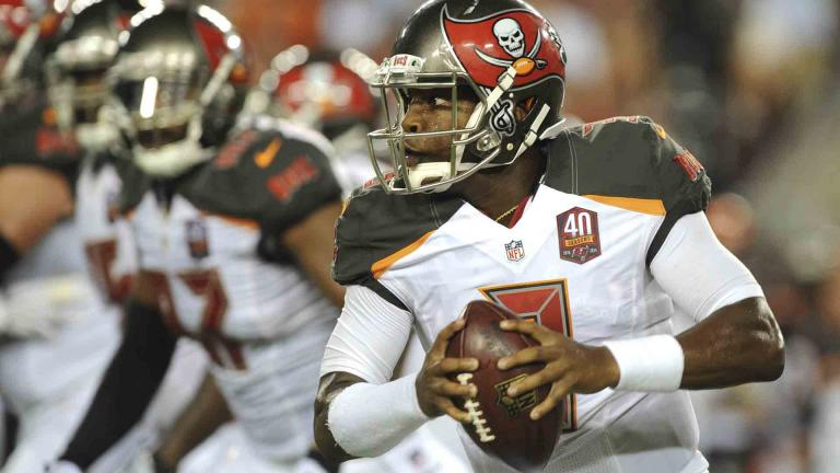 <b>2.- James Winston/Tampa Bay Buccaneers</b><p>Florida State</p><p>GettyImages</p>