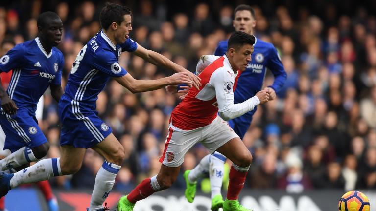 <b>Inglaterra: Arsenal vs. Chelsea</b></p>Foto: Getty Images</p>