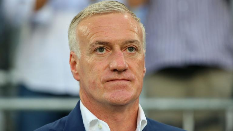 <b>11:</b> Didier Deschamps / Francia / Selección de Francia. <p>Foto: Getty</p>