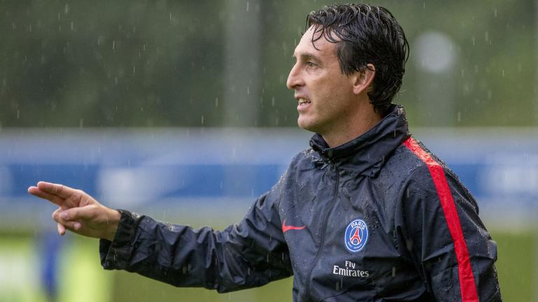 <b>15:</b> Unai Emery / España / París Saint-Germain. <p>Foto: Getty</p>