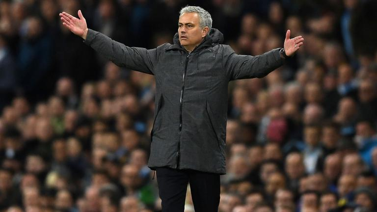 <b>5:</b> José Mourinho / Portugal / Manchester United. <p>Foto: Getty</p>