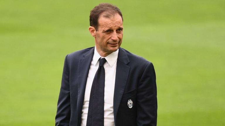 <b>6:</b> Massimiliano Allegri / Italia / Juventus. <p>Foto: Getty</p>