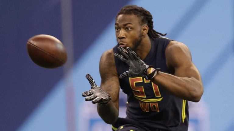 <b>7.- Los Angeles Chargers:</b> Mike Williams, WR, Clemson