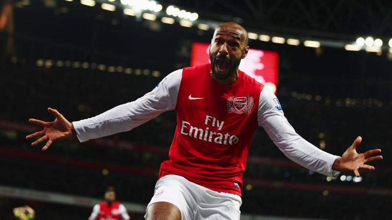 7.- Thierry Henry / 51 goles<p>Foto: Getty</p>
