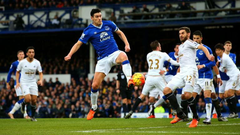 Swansea vs. Everton que disfrutarás por En Vivo el sábado a las 12:25 PM EDT<p>Getty</p>