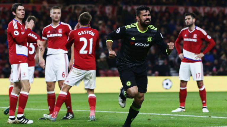 Chelsea vs. Middlesbrough lo disfrutarás por Universo el lunes a las 2:30 PM EDT<p>Getty</p>