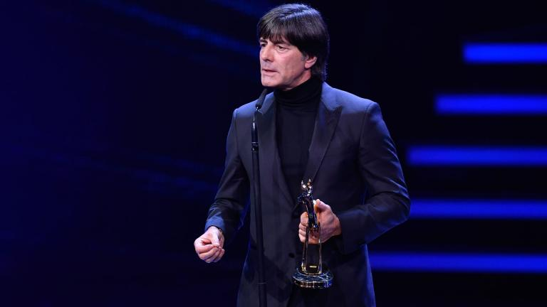 Joachim Löw / Alemania / Director Técnico. <p>Foto: Getty</p>