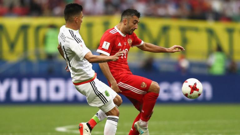 <b>Defensa / México</b></p>Foto: Getty</p>