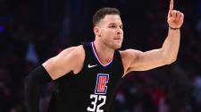Blake Griffin #32 of the LA Clippers celebrates his basket at Staples Center on January 4, 2018 in Los Angeles, California. (Photo by Harry How/Getty Images)